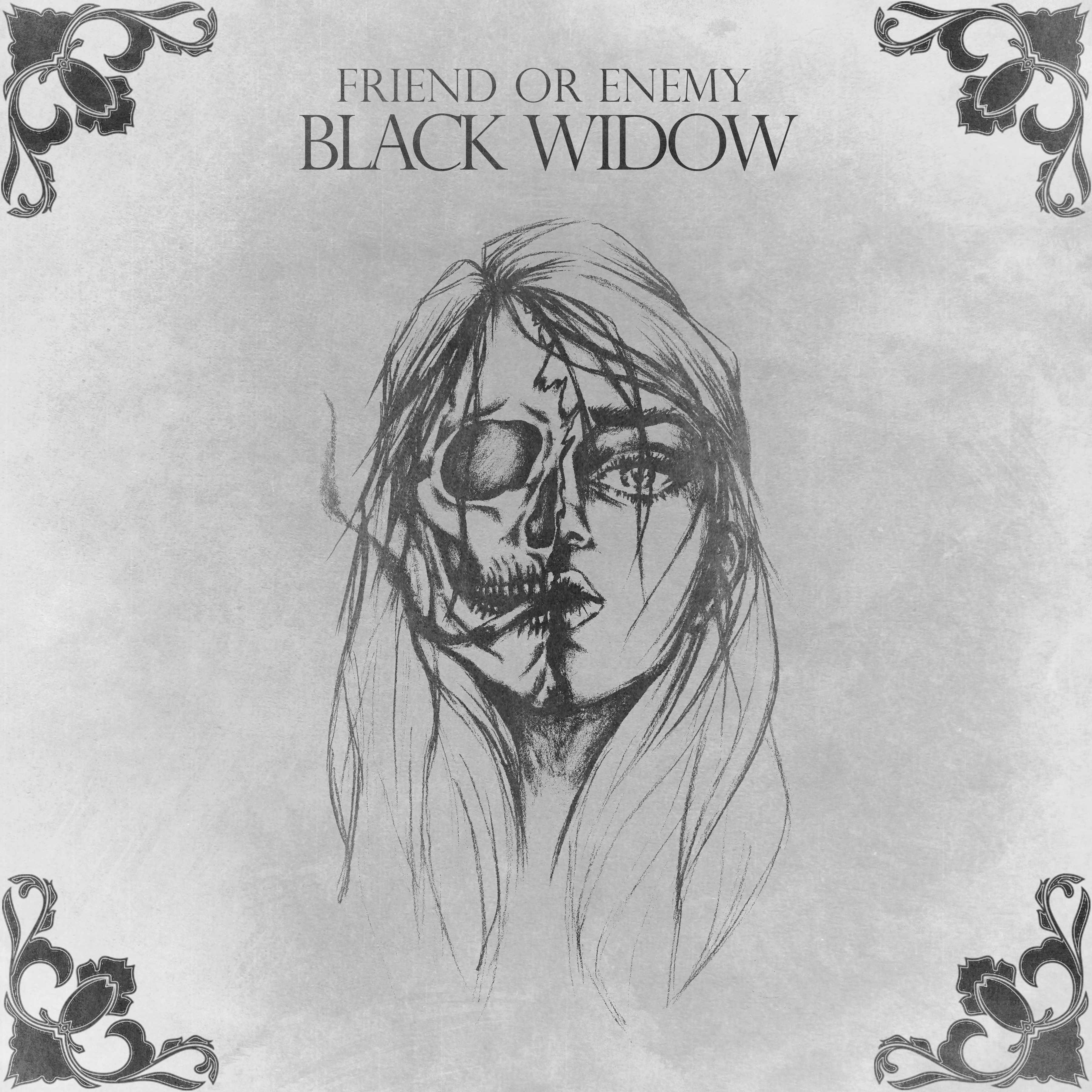 Black Widow Single Cover